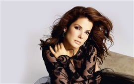 Preview wallpaper Sandra Bullock 01