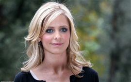 Preview wallpaper Sarah Michelle Gellar 03
