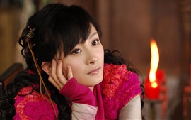 Preview wallpaper Yang Mi 01