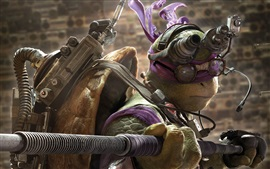 Preview wallpaper 2014 Teenage Mutant Ninja Turtles, Don