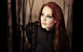 Preview wallpaper Simone Simons 01