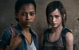 Preview wallpaper The Last of US: Left Behind
