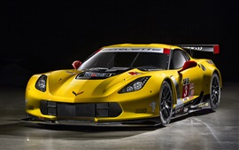 2014 Chevrolet Corvette C7.R supercar