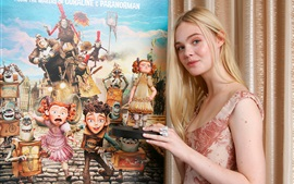 Preview wallpaper Elle Fanning 01
