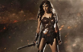 Aperçu fond d'écran Wonder Woman, Batman v Superman: Dawn of Justice
