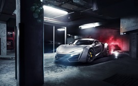 Lykan HyperSport superdeportivo