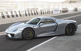 Aperçu fond d'écran Porsche 918 Spyder Concept supercar