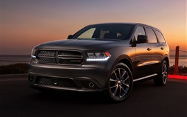 Preview wallpaper Dodge Durango SUV car