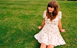 Preview wallpaper Gabrielle Aplin 01