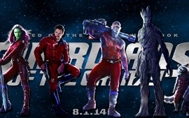 Preview wallpaper Guardians of the Galaxy 2014