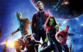 Preview wallpaper Guardians of the Galaxy HD