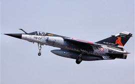 Preview wallpaper Mirage F1 aircraft in the sky
