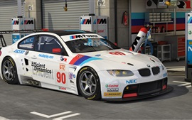 Preview wallpaper BMW M3 GT2 supercar