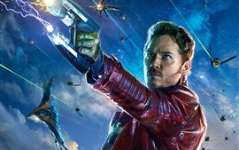 Chris Pratt, Guardianes de la Galaxia
