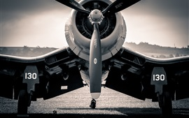 Preview wallpaper F4U Corsair fighter