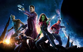 Preview wallpaper Guardians of the Galaxy
