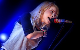 Preview wallpaper Hayley Williams 10