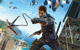 Preview wallpaper Just Cause 3