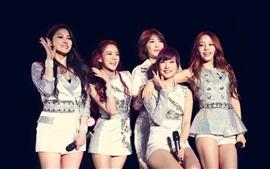 Корея KARA девушки 08