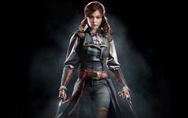 Preview wallpaper Assassin's Creed: Unity, Eliza, girl
