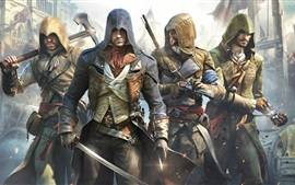 Assassins Creed: Unidad