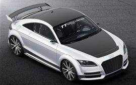 Preview wallpaper Audi TT Ultra quattro concept car