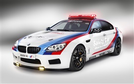 Preview wallpaper BMW M6 safety car