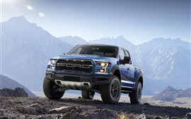 Preview wallpaper Ford F-150 Raptor Pickup