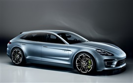 Preview wallpaper Porsche Panamera concept car