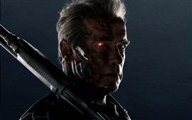 Preview wallpaper Arnold Schwarzenegger, Terminator: Genisys
