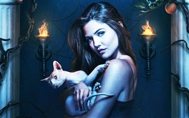 Danielle Campbell, The Originals