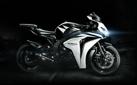 Preview wallpaper Honda CBR motorcycle