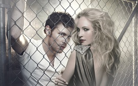 Aperçu fond d'écran Joseph Morgan, Claire Holt, The Originals