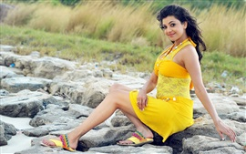 Preview wallpaper Kajal Agarwal 03
