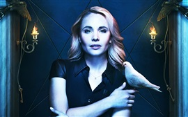 Aperçu fond d'écran Leah Pipes, The Originals