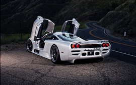 Saleen S7 supercar