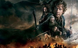 Preview wallpaper The Hobbit: The Battle of the Five Armies