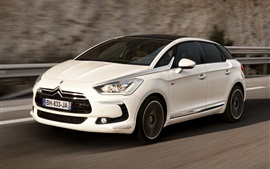 Preview wallpaper Citroen DS5 Hybrid car