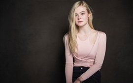 Preview wallpaper Elle Fanning 03