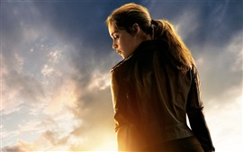 Terminator: Genesis 2015, Emilia Clarke, Sarah Connor