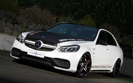Preview wallpaper 2014 Posaidon Mercedes-Benz E63 AMG RS 850 car