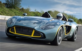 Preview wallpaper Aston Martin CC100 Speedster Concept car