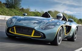 Aperçu fond d'écran Aston Martin CC100 Speedster Concept car