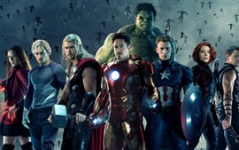 Preview wallpaper Avengers: Age of Ultron
