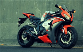 Preview wallpaper Honda CBR 1000 motorcycle