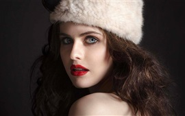Preview wallpaper Alexandra Daddario 01
