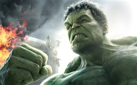 Preview wallpaper Hulk, Avengers: Age of Ultron