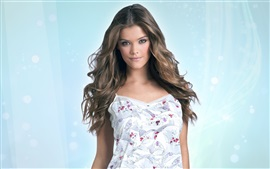 Preview wallpaper Nina Agdal 02