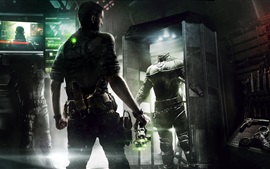 Preview wallpaper Tom Clancy's Splinter Cell: Blacklist