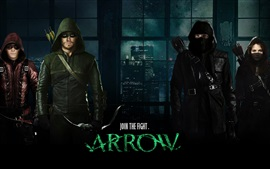 Preview wallpaper Arrow TV series, Season 3